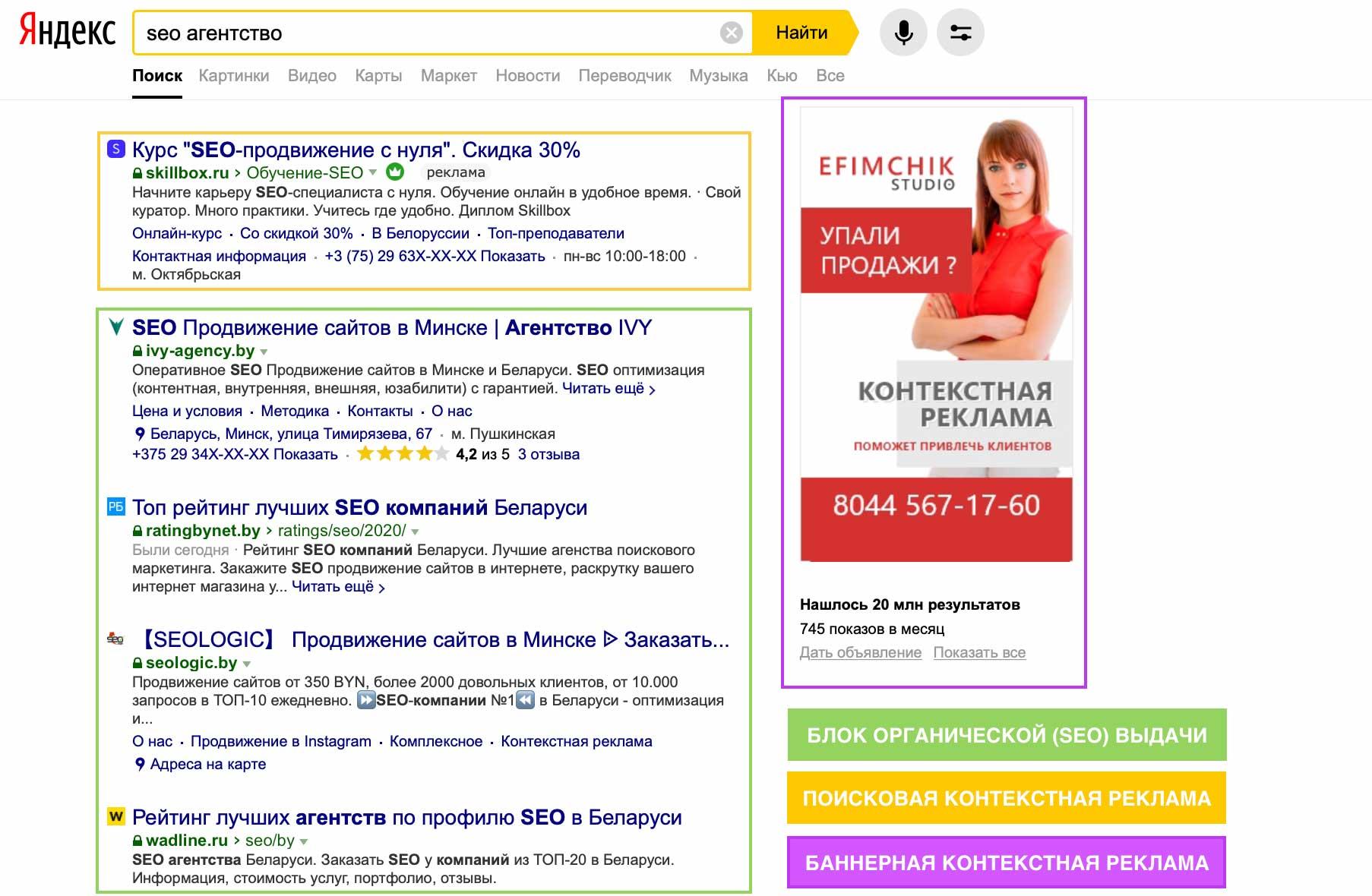 Seo сайт yandex маркетинговое агенство Олонец